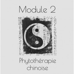 * 2 - Phytothérapie chinoise