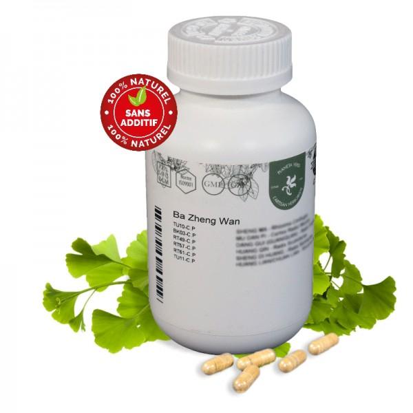 BA ZHENG WAN - Cystite, calculs, infection urinaire, colite néphrétique