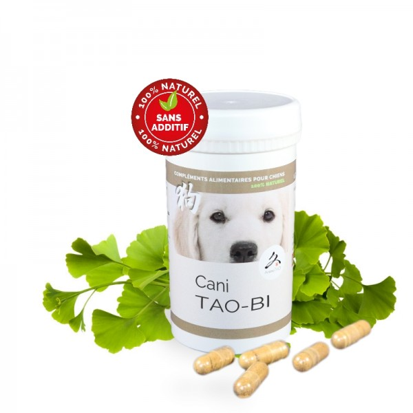 Cani TAO-BI - A utiliser en cas d'otite, pyodermite, hot spot, infection urinaire, conjonctivite - pour chien